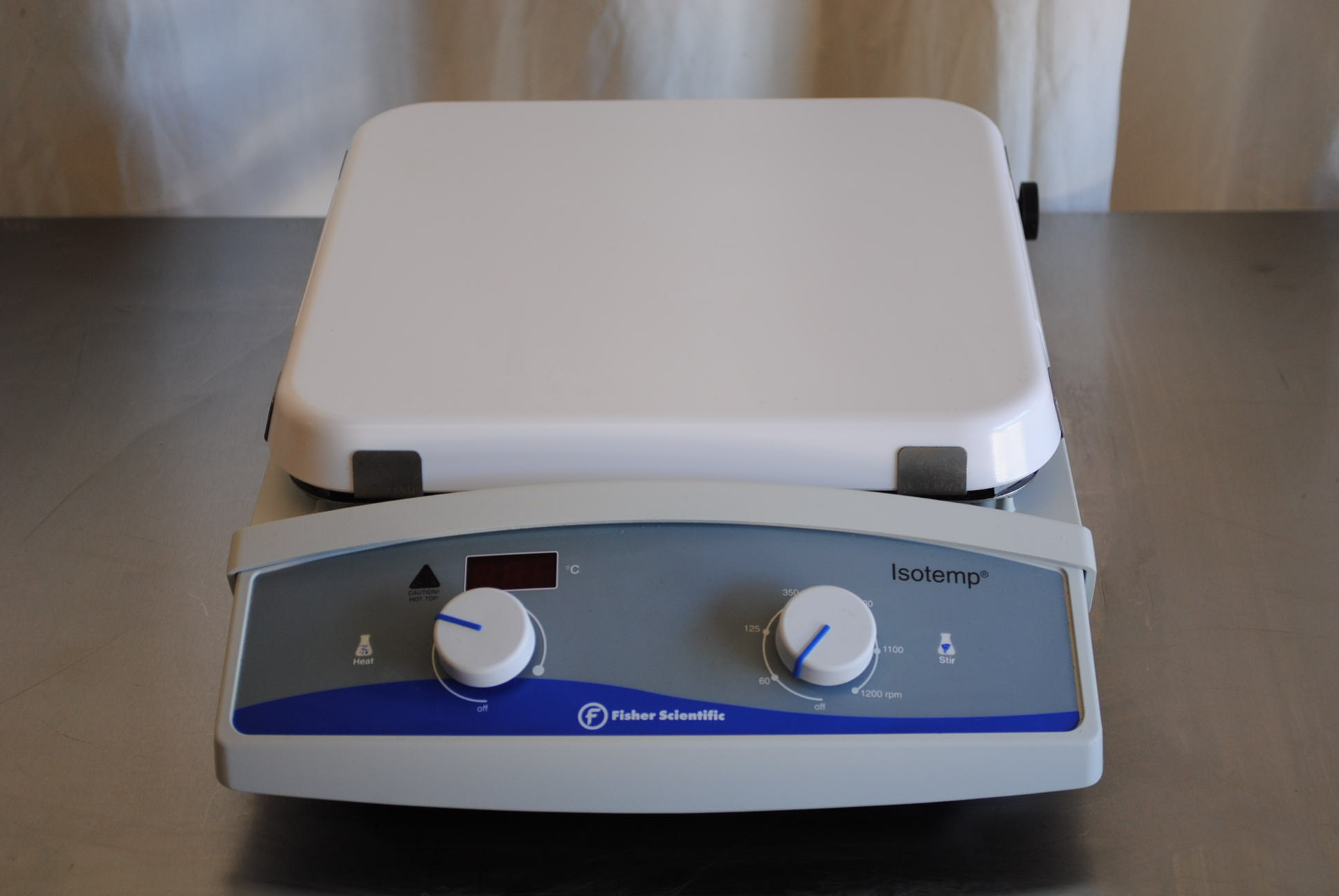 Fisher Scientific Isotemp Heated Magnetic Stirrer    Hotplate